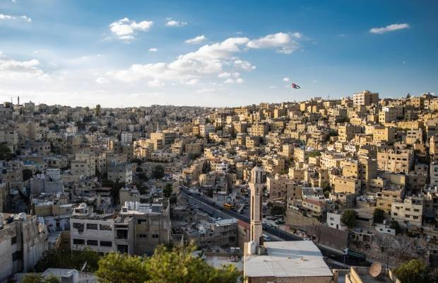 City in Jordan