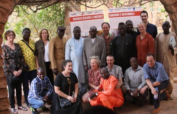 Project DJAM in Mali - Photo made by Viewpoint
