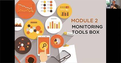 Online Project Monitoring Tools program at MSM