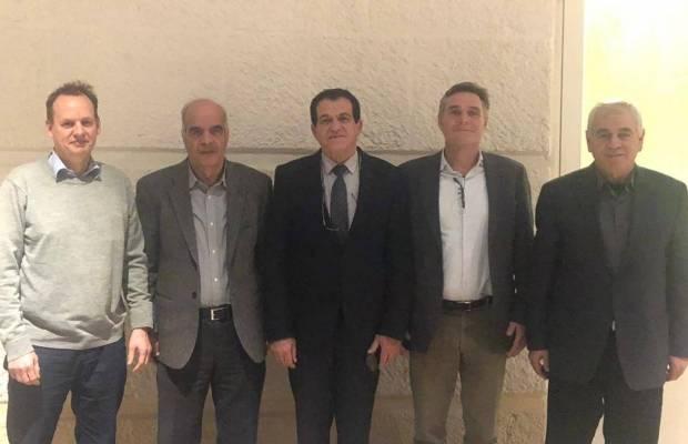 Project partners in Jordan