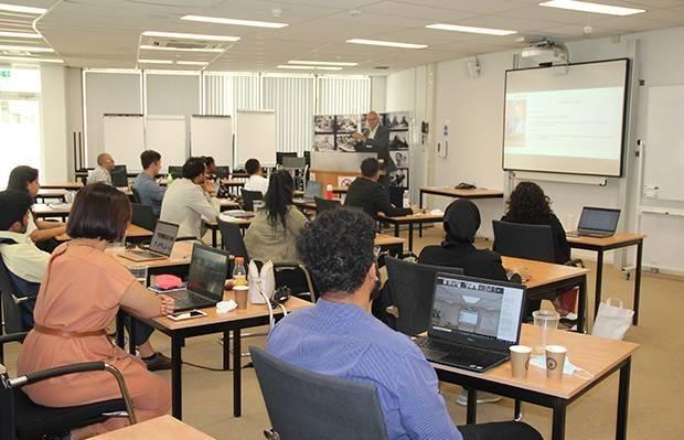 Leadership and Organizational Behavior module full-time MBA