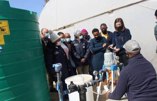 Major skills boost for TVET Colleges in South Africa | Maastricht School of Management