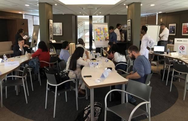 MSM Corporate Week - Design thinking workshop