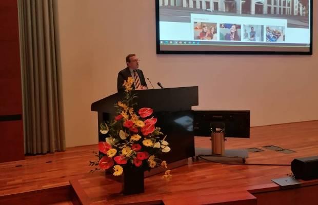 MSM Opening Academic Year 2021-2022