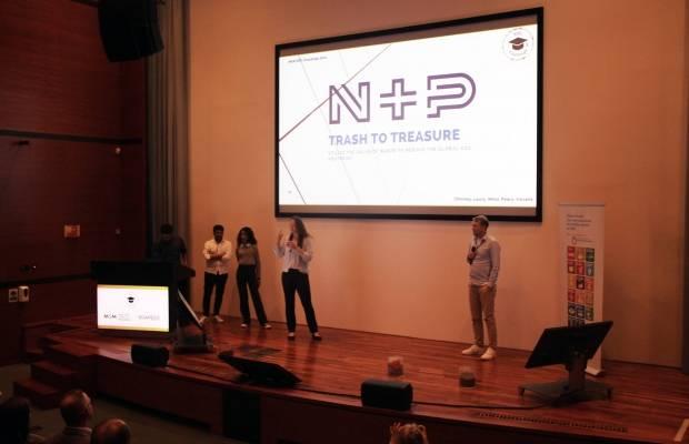 MSM SDG 2021 finals - N+P Group Team