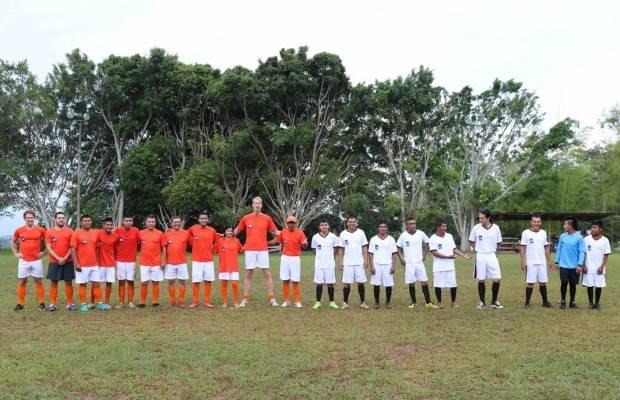 Football Match in Caldono