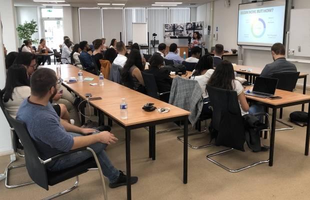MSM Corporate Week - alumni presentations