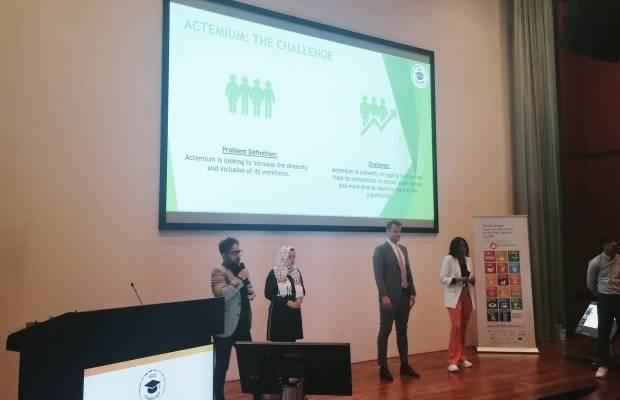 MSM SDG 2021 finals - Actemium Team