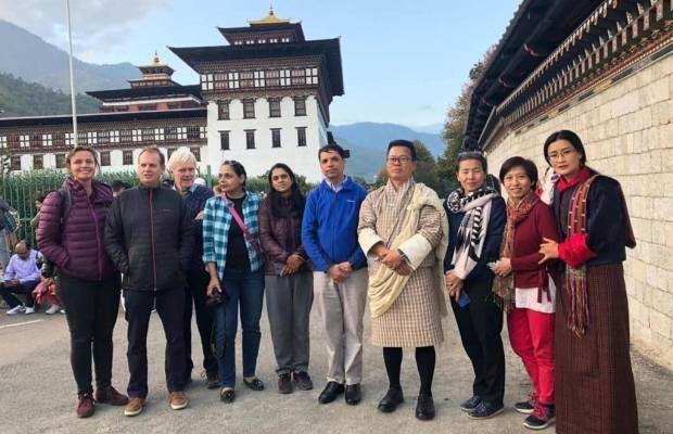Financing sustainability: CSR for financial inclusiveness group in Bhutan