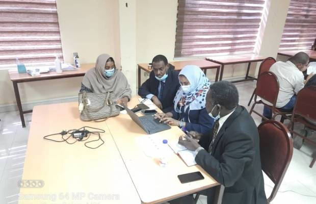 Ensuring a sustainable, prosperous and safe Sudan with the help of change management