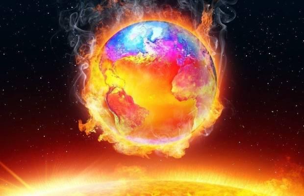 Limiting Earth's temperature increase