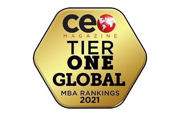 CEO Magazine Tier One Global MBA Ranking | Maastricht School of Management