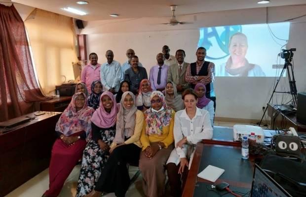 Tailor Made Training Sudan