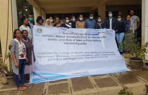 Capacity Enhancement to achieve Gender Equality and Women Empowerment in the Medical Sector in Ethiopia